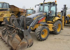 bl71p3, volvo equipment, used backhoe, backhoe loader