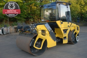 bomag bw 151, bomag, used equipment, heavy equipment