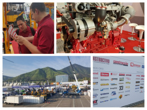 conexpo, machinery, equippo